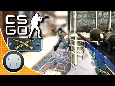HOLDING DOWN THE SITE (MATCHMAKING #8) Counter - Strike : Global Offensive