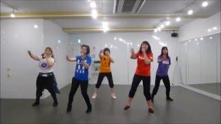 【Bailecia】 Especia 『Funky Rock』踊ってみた Estrella Tour 初日 大...