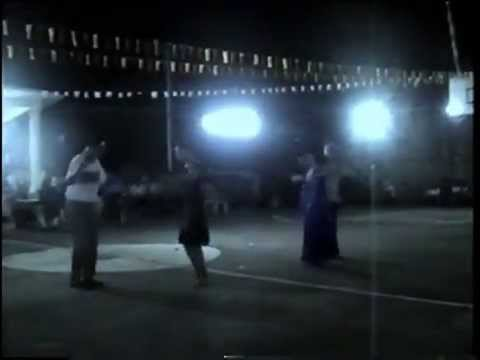 SALLY'S KURATSA DANCE IN CAJAGWAYAN EASTERN SAMAR PHILIPPINES