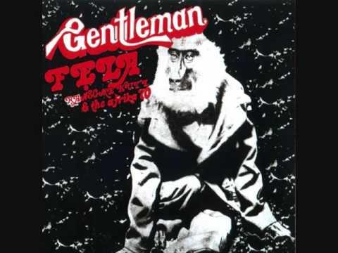 Fela Kuti (Nigeria, 1973) - Gentleman (Full Album)