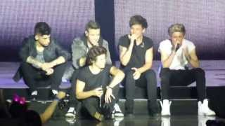 Download Lagu One Direction - Last First Kiss (Madrid 24/05/13) mp3