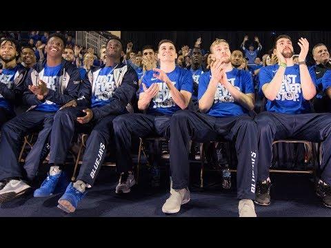 Creighton Men\'s Basketball Press Conference Post 2018 NCAA Selection Show
