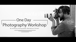 ONE DAY PHOTOGRAPHY WORKSHOP