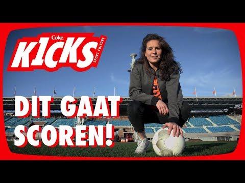 Nieuwe CokeTV YouTuber: Merel van Dongen! - Kicks