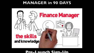 Become a Finance Manager in 90 Days
