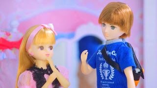 リカちゃんの新しいお友達「はるとくん」登場! thumbnail
