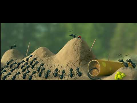 Download MINUSCULE (Valley Of The Lost Ants) -  Battle Scene Part 3/4