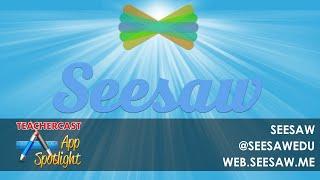 Create Digital Portfolios on your iPad using SeeSaw