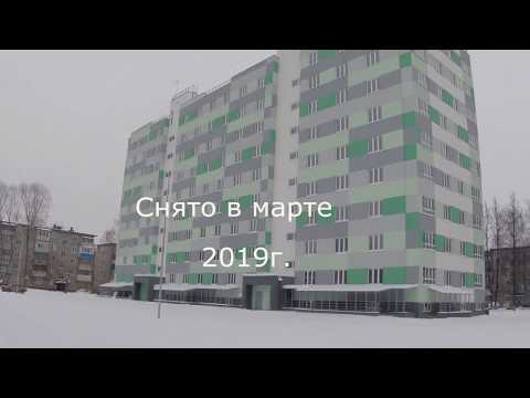 """Жилой дом на Южном шоссе 38а"""". Март 2019 года. Новостройки. Нижний Новгород."""