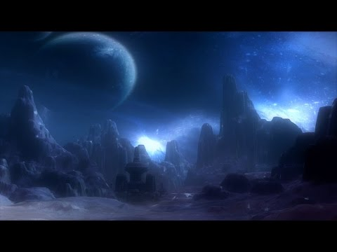 Ambient Space Music - Lunar Settlement