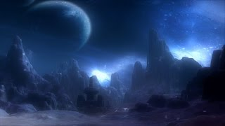Ambient Space Music - Lunar Settlement