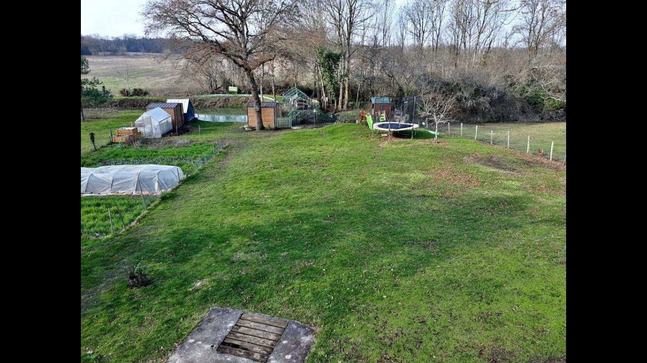 Le Jardin Potager En Janvier tour du jardin potager 25 janvier 2019 (suivi de semis , bac à compost  fumier , les poules ..)