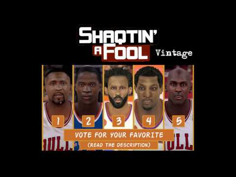 Shaqtin' A Fool Vintage Featuring Michael Jordan! - Episode 9 NBA 2K17
