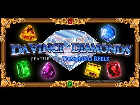 davinci diamonds Live play and bonuses