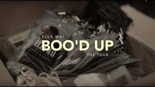 Ellasode: Boo'd Up The Tour