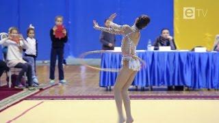 В Караганде завершился Кубок Казахстана по художественной гимнастике