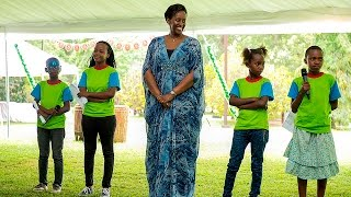 First Lady Jeannette Kagame hosts the Children's End of Year Party | Kigali, 13 Dec 2015