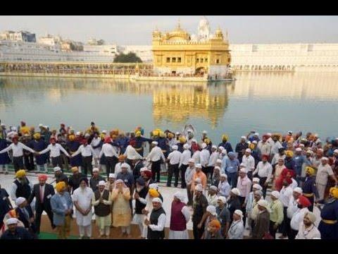 PM Modi visits Golden Temple, Amritsar