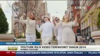 Video Stand Up Dodit Masuk Youtube Rewind 2014