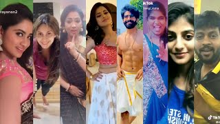 Bigg Boss Season 4 Tamil Contestants Latest TikTok Tamil Dubsmash Videos 2020