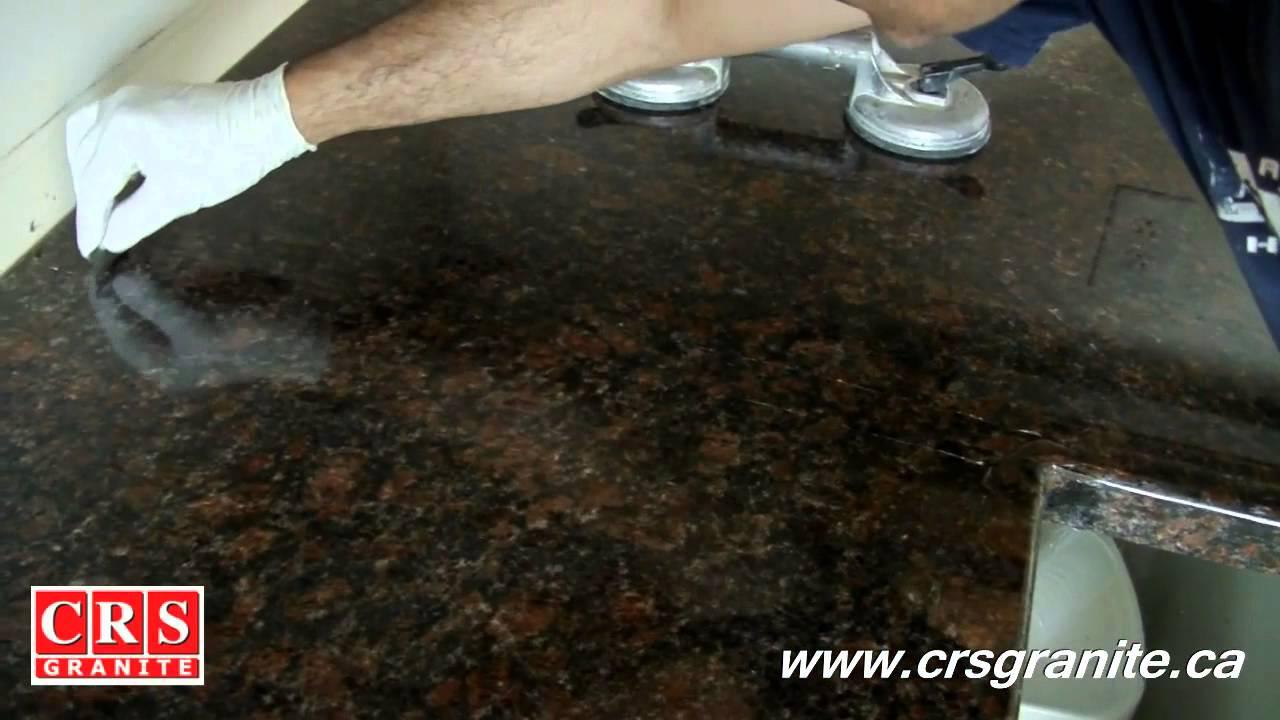 Granite Countertops By Crs Granite How To Repair A Seam