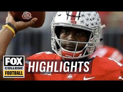 Michigan State vs Ohio State | Highlights | FOX COLLEGE FOOTBALL