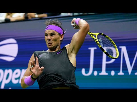 How Rafael Nadal Won His 19th Grand Slam Title | US Open 2019
