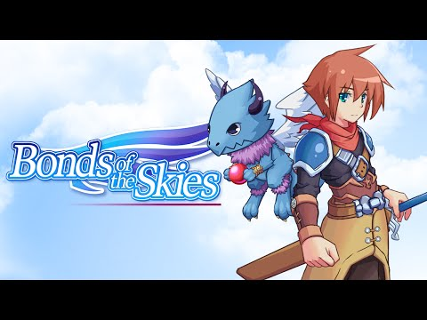 Kemco Games launches a new turn-based retro RPG called Bonds of the Skies