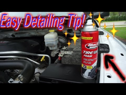 Clean Engine Bay in 5 Minutes!!