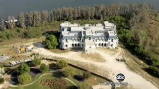 Biggest House in America, 'American Versailles' Mansion, Flaunts Recession