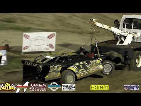 East Bay Raceway Park Jack Nosbisch Sr. Memorial Twin 20s Program 9/29/18