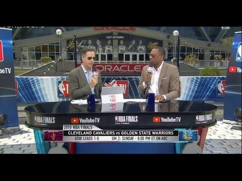 the-crew-discusses-lebron's-51-points-performance-in-game-1-|-nba-gametime-|-warriors-vs-cavaliers
