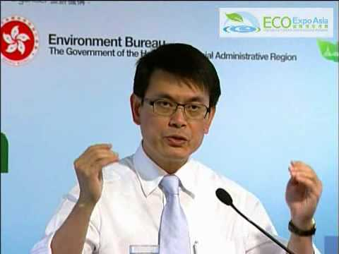 Eco Expo Asia 2010 - Speech on Networking Luncheon
