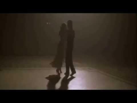 Scena di Tango film Evita con Madonna e Antonio Banderas