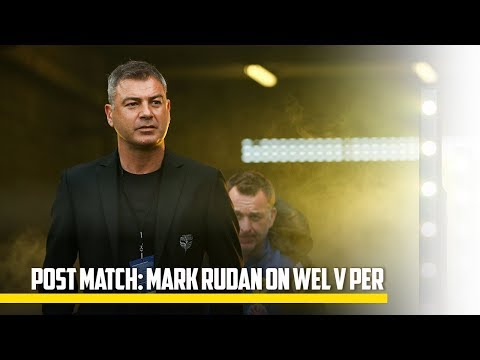 POST MATCH | Mark Rudan on Perth Glory
