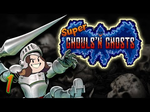 Can I BEAT Ghouls and Ghosts?? - Part 1