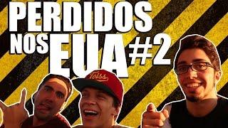 A MAGIA DA DISNEYLÂNDIA - PERDIDOS NOS EUA #2