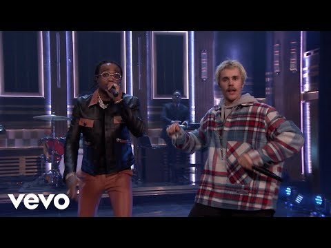 Intentions Live On The Tonight Show Starring Jimmy Fallon / 2020