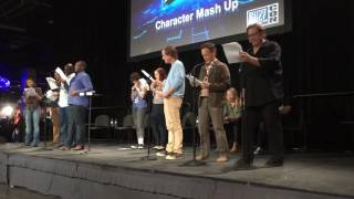 Blizzcon 2014 Heroes Mash-Up - A Great Evil (Original Work)