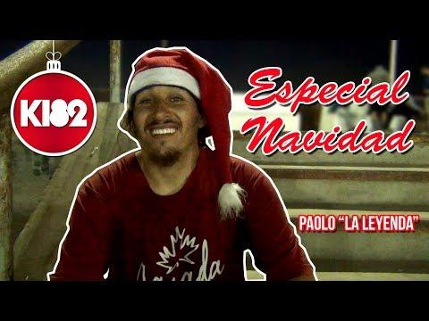 """Paolo """"La Leyenda"""" - Especial Navidad"""