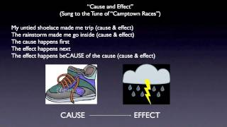 Teaching Kids About Cause & Effect (Rock It!, Part 8)