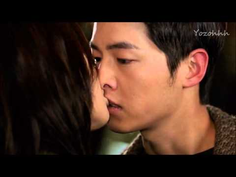 [All Kiss Scene]  Song Joong Ki & Moon Chae Won (Nice Guy)