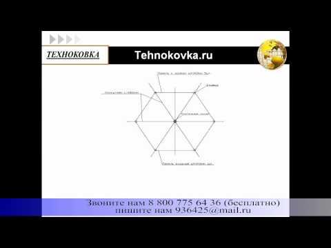 Инструкция по самостоятельной сборке шестигранной  беседки