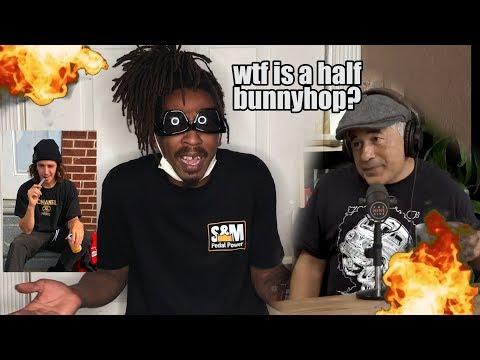 Brandon Begin off Fit? Half Bunnyhops? **KAREEMSWORLD**