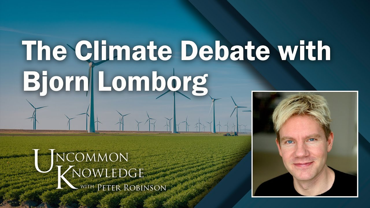Download Keeping Your Cool on the Climate Debate with Bjorn Lomborg