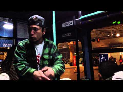 Freestyle Rap - Terminal San Borja en Santiago de Chile