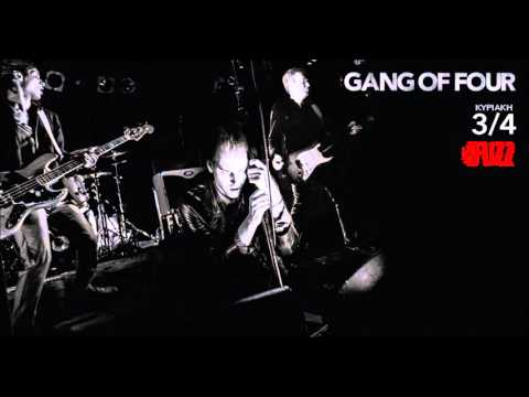 Gang Of Four (Andy Gill) @ 90.4 fm (March 28 2016)