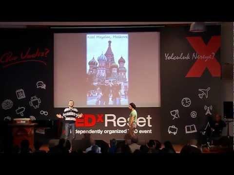 Hayallere Yolculuk Engellerin Ötesinde Başlar: İsmail Özger-Özcan Bostancı at TEDXReset 2012