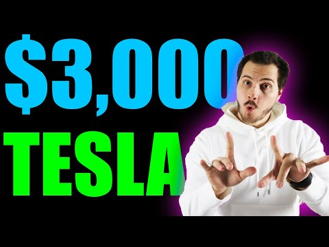 WHAT'S NEXT FOR TESLA STOCK!? $300 or $3,000?