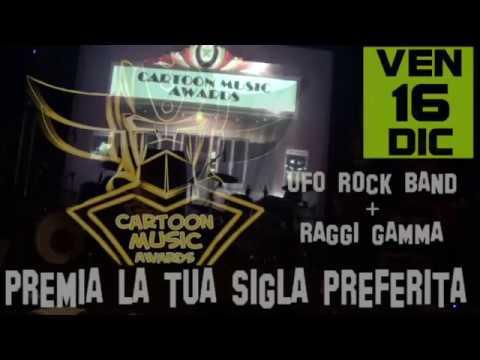 Cartoon Music Awards   Ufo Rock Band & Raggi Gamma